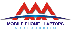 MOBILE PHONE - LAPTOPS ACCESSORIES Logo